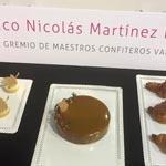 El surtido final del valenciano Federico Martínez, tercero