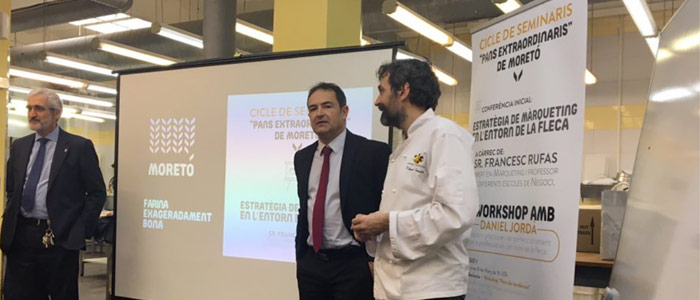 Jornadas Moretó - Daniel Jordà