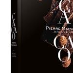 libro en 3d de Pierre Marcolini