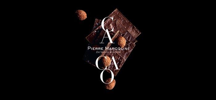Portada del nuevo libro de Pierre Hermé, Cacao, del haba a la tableta