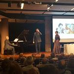 Música lírica en La Pedrera