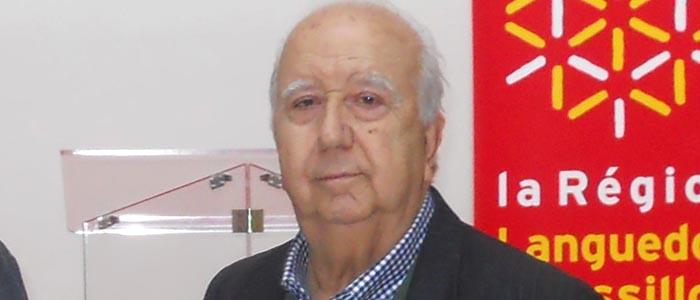 Pere Vila Camps en una foto de archivo de 2015