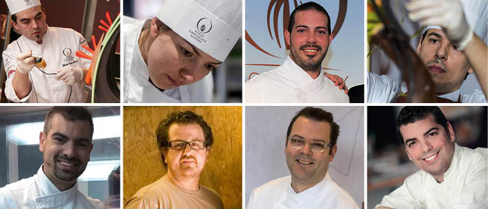 Candidatos Spanish Chocolate Masters 2018