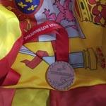 medalla bronce de Hong Ye