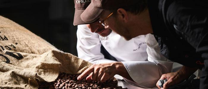 proyecto cacao de Jordi Roca