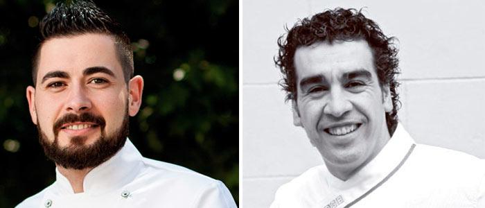 Raúl Bernal y Jose Romero