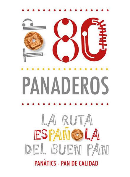 cartel Ruta Española del Buen Pan