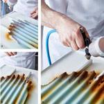 aerografo libro Bleu Chocolat