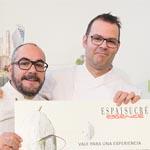 Abraham Balaguer se llevó los premios especiales Sabores Frescos y EspaiSucre