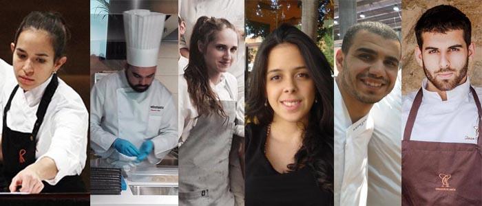 los seis finalistas españoles para participar en la final del C3 de 2018