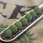 trufas verdes Manu Jara