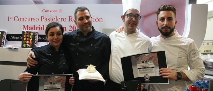 Los ganadores del Concurso Pastelero Revelación