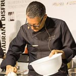 El director de la Escuela Joviat de Manresa también destacó con su pastelería de autor