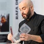 La pastelería vegana de Toni Rodríguez no dejó indiferente al público