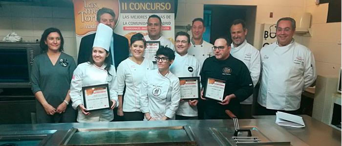 ganadores concurso torrijas Madrid