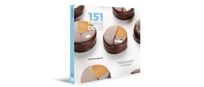 Portada del libro dedicada a las pastas participantes en el III Premio a la Mejor Pasta de Té