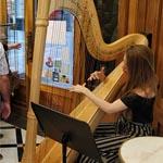 musica en directo durante la celebracion del 150 aniversario de La Colmena