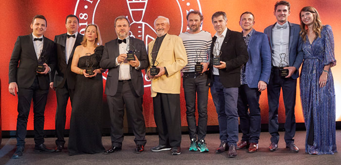 Ganadores Prix d'Excellence 2018