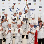 podio European Pastry Cup
