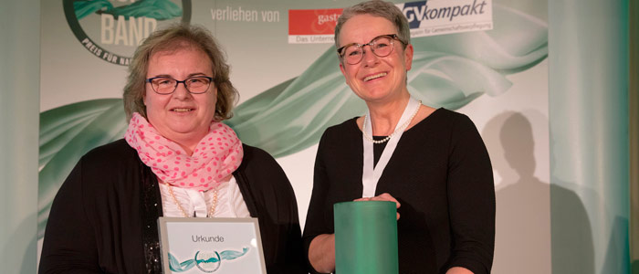 premio sostenibilidad a Erlenbacher
