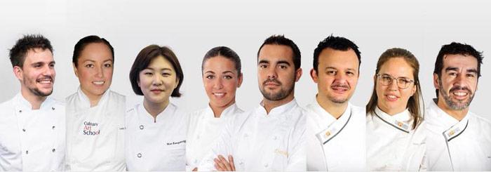 chefs máster pastelería Tijuana