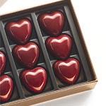 bombones corazón de Pierre Marcolini
