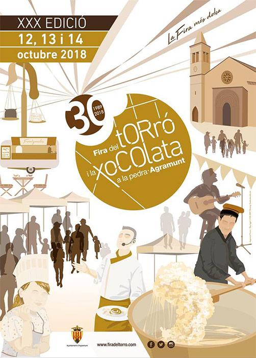 cartel 30 Fira del Torró
