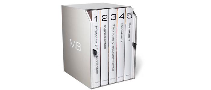 Modernist Bread 5 volúmenes