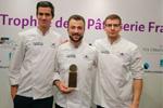 Galardonados con el trofeo de pastelería francesa