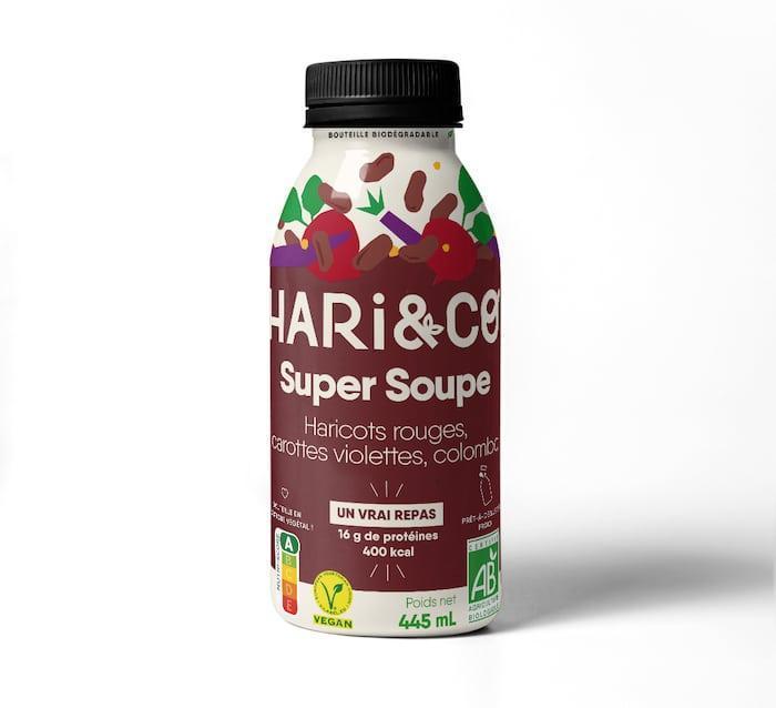 Sopa orgánica Hari&Co por ICI&LÀ