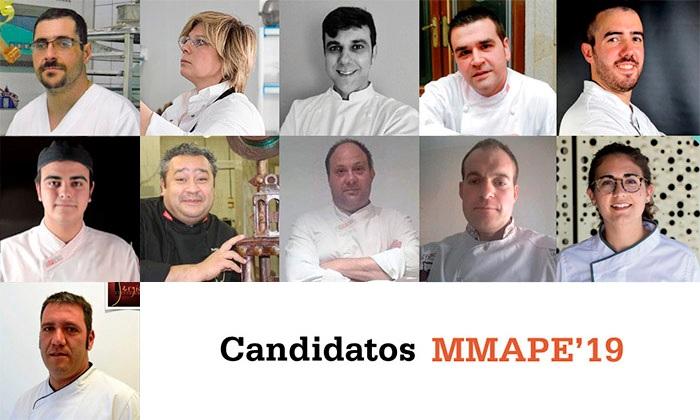 Collage de los participantes en la nueva edición del MMAPE