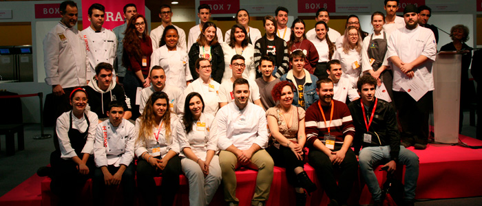 Foto final de todos los participantes del Campeonato