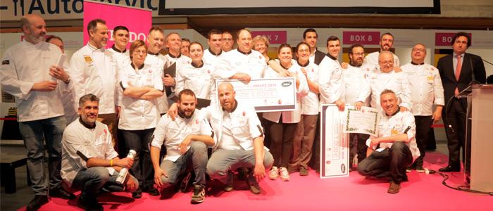 Participantes y jurado de esta edición del MMAPE