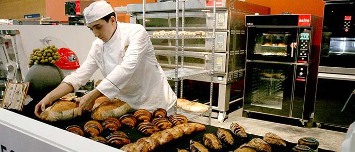 Daniel Flecha, ganador del Campeonato de Panadería Artesana