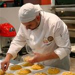 David Llamas, segunda plaza Campeonato de Panadería