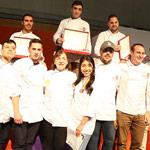 Participantes Campeonato de Panadería
