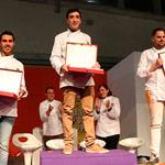 podio Campeonarto de Panadería Artesana