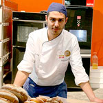 Víctor San Millán, tercero en el Campeonato de Panadería