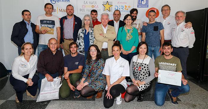 participantes Ruta del Buen Pan de Aragón