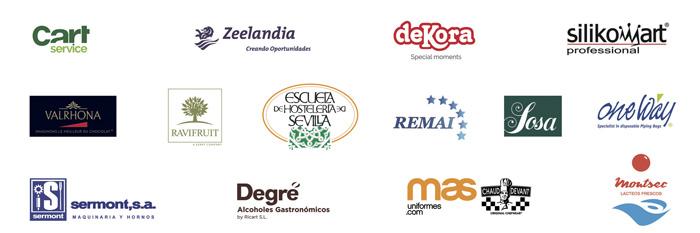 Patrocinadores Mejor Pasta de Té 2020