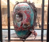 Primer premio: el Houdini de Xavi Clopés