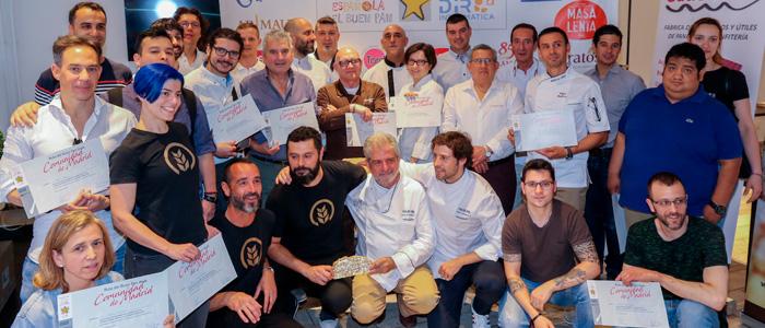 Panaderos con diploma en la Ruta de Madrid