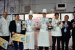 Lucas Carballo y Gonzalo Gil ganadores del VIII Campeonato Argentino de Maestros Pasteleros
