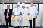 Lucas Nis y Patricio Szachtman ganadores del X Campeonato Argentino de Pasteleros