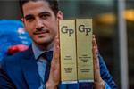 Josep Maria Rodríguez con sus premios
