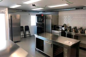 Instalaciones de la Bee Chef Pastry School