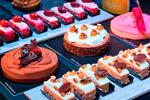 Algunas creaciones realizadas por los chefs