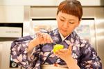 Elaboración tradicional del wagashi