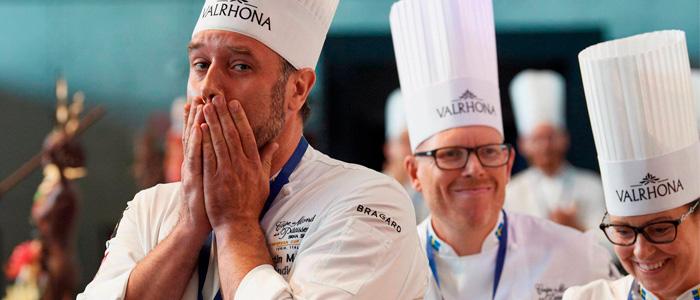 Equipo sueco ganador de la última European Pastry Cup
