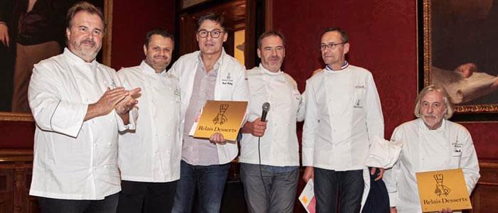 Oriol Balaguer, nuevo miembro de Relais Desserts